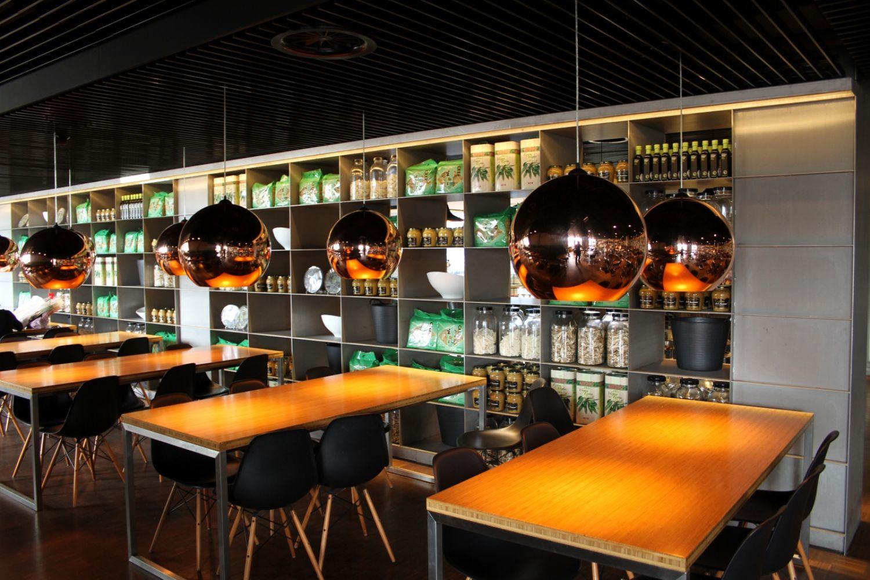 Bijenkorf Amsterdam | TDE Lighttech